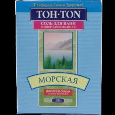 Соль для ванн ТОН Морская, 500 г
