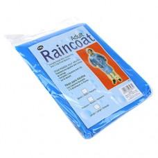 Дождевик-плащ Peva, на кнопках, рукава на резинке, цвета микс, 66х112 см