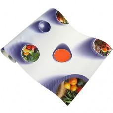 Дорожка антискользящая (мат) Фактурная фотопечать, для столешниц, ящиков и полок, цвета микс, 30х100 см