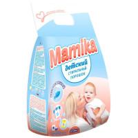 Детский стиральный порошок Mamika (Мамика), 2,4 кг