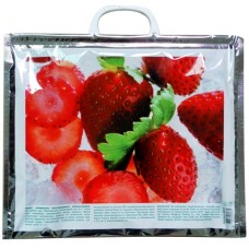 Пакет-холодильник ПЭТ, полипропиленовая фольгированная пленка, 40х33 см