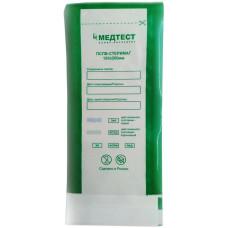 Пакеты для стерилизации ПСПВ-Стеримаг, комбинированные, 100х200 мм, 100 шт