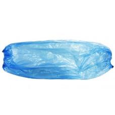 Нарукавники из ПНД, цвет голубой, 40х20 см