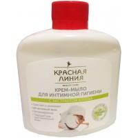 Крем-мыло Интим Экстракт Хлопка, сменный блок, 250 мл