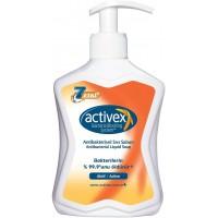 Жидкое мыло антибактериальное ActiveX Актив, 300 мл