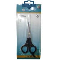 Ножницы парикмахерские с микронасечкой Zinger (Зингер), с усилителем 5.0 (qna-2), ZE EV-1501-F-MS