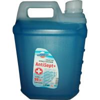 Средство антисептическое AntiSept+, 5 л