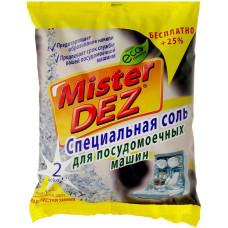 Специальная соль для посудомоечных машин Mister Dez Eco-Cleaning, 2 кг