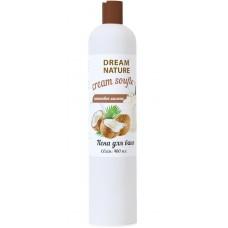 Пена для ванн Dream Nature Кокосовое молоко, 400 мл