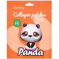 Патчи-маски коллагеновые вокруг глаз Panda Hi Morning, 8 г