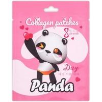Патчи-маски коллагеновые вокруг глаз Panda Day, 8 г