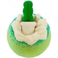 Бурлящие шарики для ванны Bomb Master Кактус, цвет зеленый, 130 г