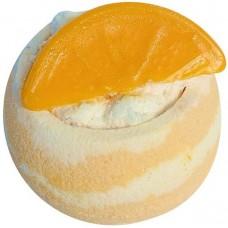 Бурлящие шарики для ванны Bomb Master Долька апельсина, 120 г