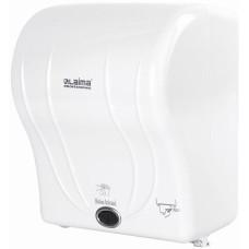 Диспенсер для в рулонах Laima Professional Original, система Н1, ABS-пластик, сенсорный, цвет белый