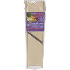 Терка для морковки, 25,5х7 см
