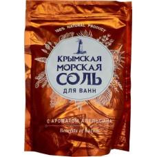 Соль для ванн морская Selena (Селена) Крымская Апельсин, 1100 г
