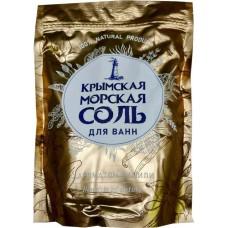 Соль для ванн морская Selena (Селена) Крымская Ваниль, 1100 г
