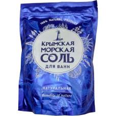 Соль для ванн морская Selena (Селена) Крымская Натуральная, 1100 г
