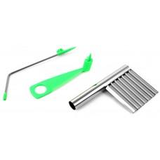 Нож для карвинга, набор 3 предмета