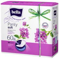 Прокладки ежедневные Bella (Белла) Panty Экстракт вербены, 2 капли, 60 шт