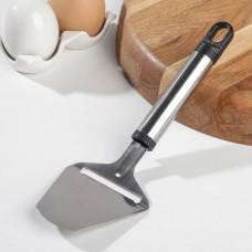 Нож-лопатка для сыра с металлической ручкой Помощник, 22 см