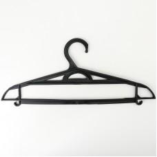 Вешалка-плечики блузочная, цвет чёрный, размер 46-48