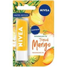 Бальзам для губ Nivea (Нивея) Tropical Mango