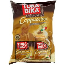 Кофейный напиток Torabika Cappuccino, 25 г х 20 шт