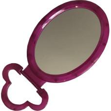 Зеркало настольное подвесное овальное, 15х11 см