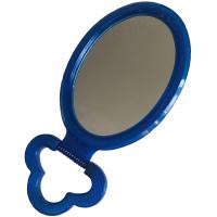 Зеркало настольное подвесное овальное, 21х15 см