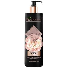 Эксклюзивное молочко для тела Bielenda Camellia Oil, 400 мл