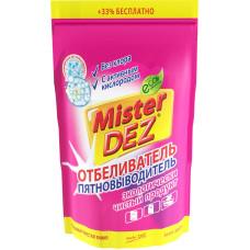 Отбеливатель-пятновыводитель Mister Dez Eco-Cleaning с активным кислородом, 800 г