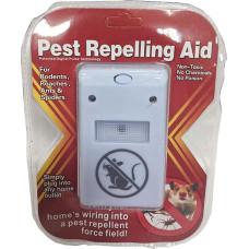 Ультразвуковой отпугиватель от насекомых и грызунов Pest Replling Aid