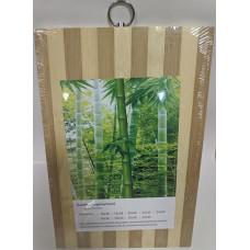 Доска разделочная бамбуковая, 18х28х1,4 см