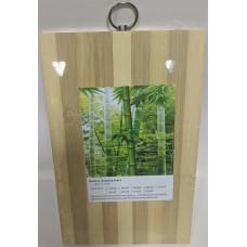 Доска разделочная бамбуковая, 22х32 см