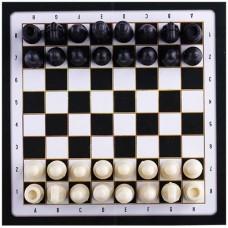 Шахматы На шаг впереди, р-р поля, 15х15 см