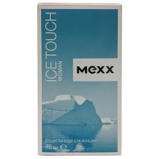 Душистая вода для женщин Mexx Ice Touch, 75 мл