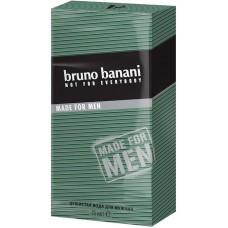 Душистая вода для мужчин Bruno Banani Made for men, 75 мл