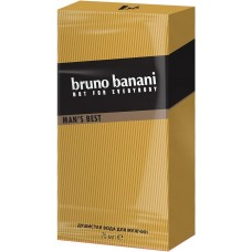 Душистая вода для мужчин Bruno Banani Mans Best, 75 мл