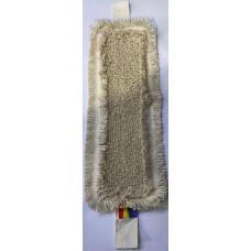 Моп для пола петлевой, хлопок, тафтинговый (уши-карман), 60 см