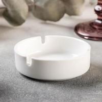 Пепельница фарфоровая «Magistro White Label», 8,7 см