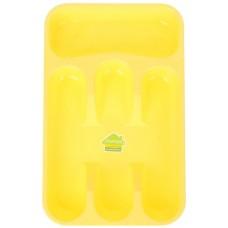 Лоток пластиковый для столовых приборов Martika «Селеста», цвет микс, 34х22 см