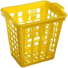 Подставка пластиковая для столовых приборов, 11,5х16,5х13,5 см