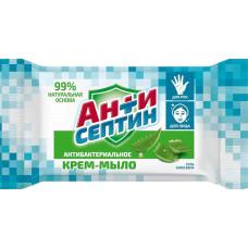 Крем-мыло туалетное антибактериальное Антисептин, 100 г