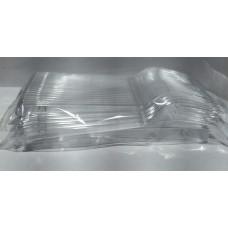 Вилка одноразовая Покров Полимер «Премиум», прозрачная, 48 шт