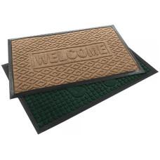 Коврик входной ворсовый влаго-грязезащитный, 60х90 см