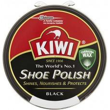 Крем для обуви Kiwi, цвет чёрный, 50 мл