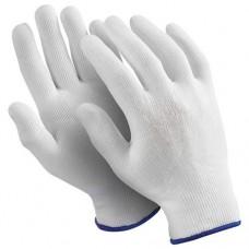 Перчатки нейлоновые Manipula «Микрон», цвет белый, размер 10 (XL), 10 пар
