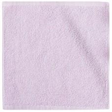 Кухонное полотенце махровое, лаванда, цвет микс, 30х30 см