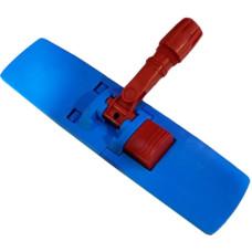 Держатель-флаундер для плоских Мопов (Тип У/К, К, УВ), зажимы, черенок типа А и B, 40 см